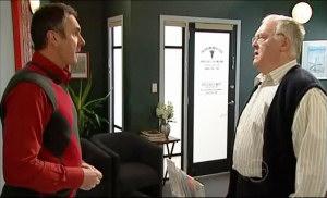 Karl Kennedy, Harold Bishop in Neighbours Episode 5103