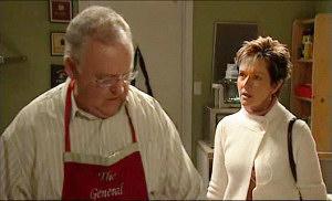 Susan Kennedy, Harold Bishop in Neighbours Episode 5103