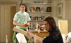 Stingray Timmins, Dylan Timmins in Neighbours Episode 5103