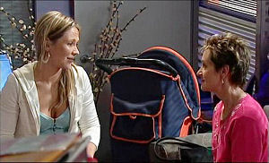 Steph Scully, Susan Kennedy in Neighbours Episode 5108