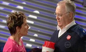 Susan Kennedy, Harold Bishop in Neighbours Episode 5109