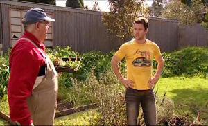 Harold Bishop, Guy Sykes in Neighbours Episode 5109