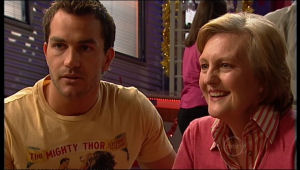 Will Griggs, Selma Atkins in Neighbours Episode 5125