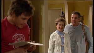 Ned Parker, Susan Kennedy, Karl Kennedy in Neighbours Episode 5125