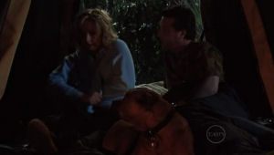 Janelle Timmins, Allan Steiger in Neighbours Episode 5127