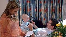 Steph Scully, Charlie Hoyland, Toadie Rebecchi in Neighbours Episode 5130