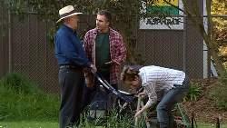 Harold Bishop, Karl Kennedy, Susan Kennedy in Neighbours Episode 5130