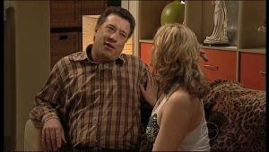 Allan Steiger, Janelle Timmins in Neighbours Episode 5133