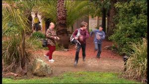 Ringo Brown, Zeke Kinski in Neighbours Episode 5133