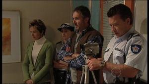 Susan Kennedy, Karl Kennedy, Allan Steiger in Neighbours Episode 5135