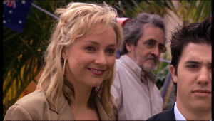 Janelle Timmins, Stingray Timmins in Neighbours Episode 5135