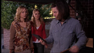 Janelle Timmins, Elle Robinson, Dylan Timmins in Neighbours Episode 5136