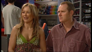 Max Hoyland, Steph Scully in Neighbours Episode 5138