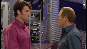 Frazer Yeats, Max Hoyland in Neighbours Episode 5140