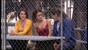 Rosie Cammeniti, Carmella Cammeniti, Rocco Cammeniti in Neighbours Episode 5141