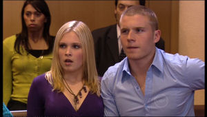 Janae Timmins, Boyd Hoyland in Neighbours Episode 5143