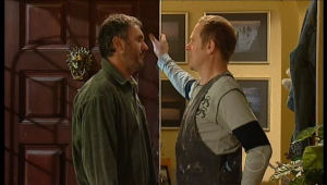 Karl Kennedy, Max Hoyland in Neighbours Episode 5144