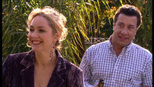 Janelle Timmins, Allan Steiger in Neighbours Episode 5144
