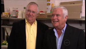 Harold Bishop, Lou Carpenter in Neighbours Episode 5145