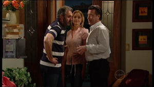 Janelle Timmins, Allan Steiger, Karl Kennedy in Neighbours Episode 5146
