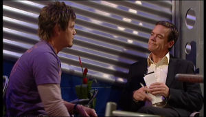 Ned Parker, Paul Robinson in Neighbours Episode 5147