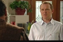 Max Hoyland, Karl Kennedy in Neighbours Episode 5150