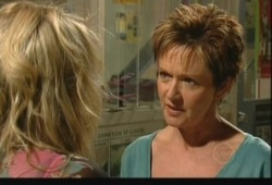 Pepper Steiger, Susan Kennedy in Neighbours Episode 5150