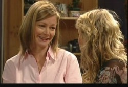 Christine Rodd, Pepper Steiger in Neighbours Episode 5150