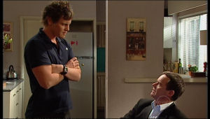 Ned Parker, Paul Robinson in Neighbours Episode 5153