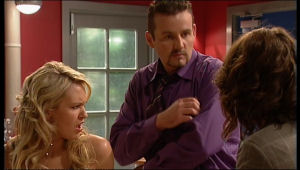 Pepper Steiger, Toadie Rebecchi, Rosie Cammeniti in Neighbours Episode 5153