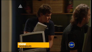 Ned Parker in Neighbours Episode 5153