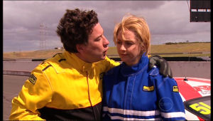 Allan Steiger, Janelle Timmins in Neighbours Episode 5154
