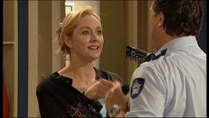 Janelle Timmins, Allan Steiger in Neighbours Episode 5154