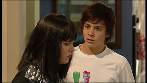 Bree Timmins, Zeke Kinski in Neighbours Episode 5157