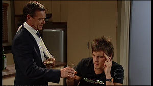 Paul Robinson, Ned Parker in Neighbours Episode 5158