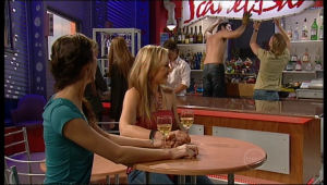 Carmella Cammeniti, Steph Scully, Frazer Yeats in Neighbours Episode 5159