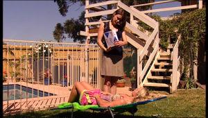 Rosie Cammeniti, Pepper Steiger in Neighbours Episode 5161