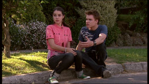 Louise Carpenter (Lolly), Ringo Brown in Neighbours Episode 5161