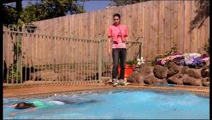 Sandy Allen, Louise Carpenter (Lolly) in Neighbours Episode 5161