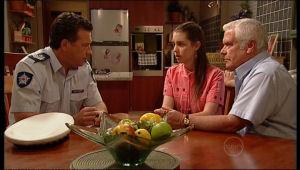 Allan Steiger, Louise Carpenter (Lolly), Lou Carpenter in Neighbours Episode 5163