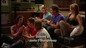 Steph Scully, Oliver Barnes, Stingray Timmins, Dylan Timmins, Toadie Rebecchi, Ned Parker in Neighbours Episode 5164