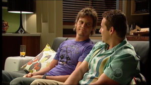 Ned Parker, Toadie Rebecchi in Neighbours Episode 5164