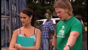 Carmella Cammeniti, Oliver Barnes in Neighbours Episode 5164
