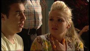 Stingray Timmins, Sky Mangel in Neighbours Episode 5164