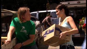 Oliver Barnes, Carmella Cammeniti in Neighbours Episode 5164