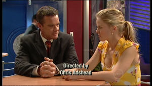 Paul Robinson, Elle Robinson in Neighbours Episode 5166