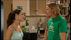 Carmella Cammeniti, Oliver Barnes in Neighbours Episode 5166