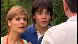 Rachel Kinski, Zeke Kinski in Neighbours Episode 5166
