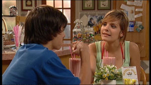 Zeke Kinski, Rachel Kinski in Neighbours Episode 5166