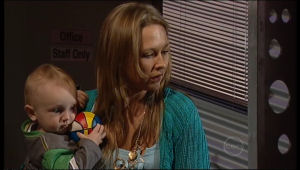 Steph Scully, Charlie Hoyland in Neighbours Episode 5168